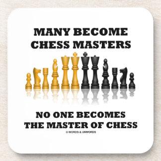 Muchos se convierten en amos del ajedrez que nadie posavaso