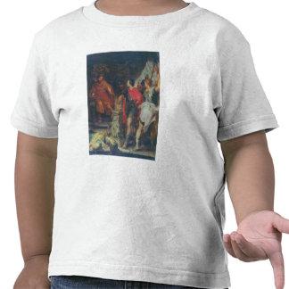 Mucius Scaevola before Lars Porsena, c.1618-20 Shirts