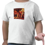 Mucius Scaevola before Porsenna by Paul Rubens T-shirts