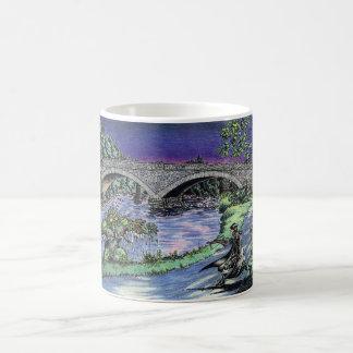 Muck Monster of the Roosevelt Bridge Classic White Coffee Mug