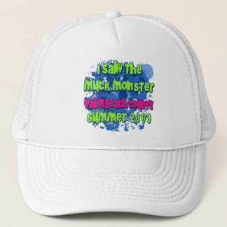 MUCK MONSTER T-shirts, Mugs, Swag Trucker Hat