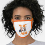 Muckey Landing Logo Face Mask