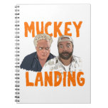 Muckey Landing Notebook