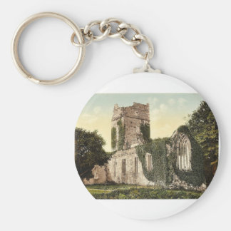 Muckross Abbey. Killarney. Co. Kerry, Ireland magn Key Chains