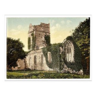 Muckross Abbey. Killarney. Co. Kerry, Ireland magn Postcard