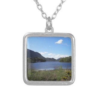 Muckross House and Gardens Killarney Co Kerry Square Pendant Necklace