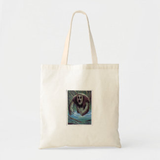 Mucky Vintage Monster Canvas Bags