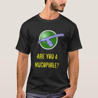 MUCOPHILE Basic Dark T-Shirt