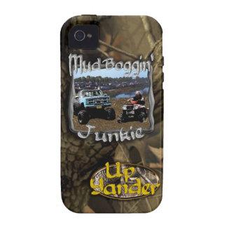 Mud Boggin Junkie Chevy iPhone 4 Cases