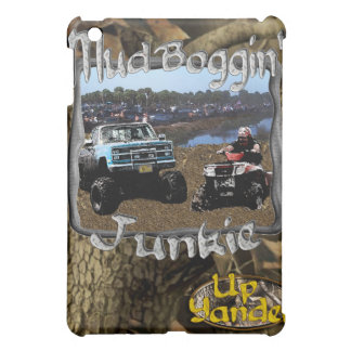 Mud Boggin' Junkie Chevy iPad Case
