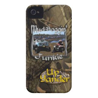 Mud Boggin' Junkie Chevy iPhone 4 Case