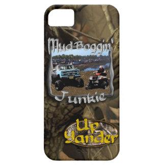 Mud Boggin' Junkie Chevy iPhone SE/5/5s Case