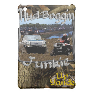 Mud Boggin' Junkie Ford iPad Case