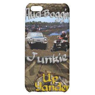 Mud Boggin' Junkie Ford iPhone 4/4s Case