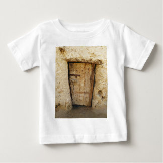 Mud Brick House with old Door  Siwa Oasis, Egypt T Shirts