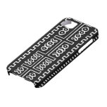 Mud Cloth Fashion Case iPhone 5 Cover