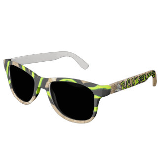 Mud Covered R/C Wilderness Glasss Sunglasses