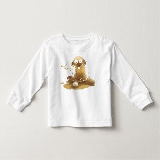 Mud doggy toddler t-shirt