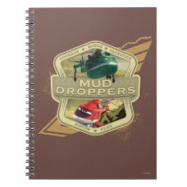 Mud Droppers Notebook