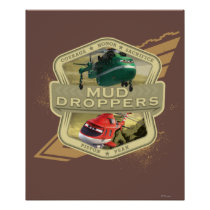 Mud Droppers Poster