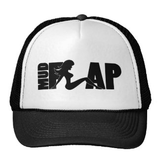 Mud Flap Girl 4 Trucker Hat