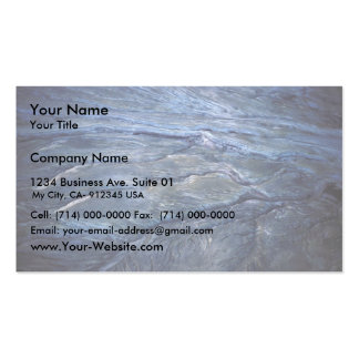 Mud Flats and Ice Business Cards