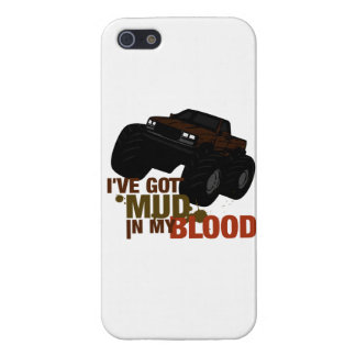 Mud in my Blood Cover For iPhone SE/5/5s