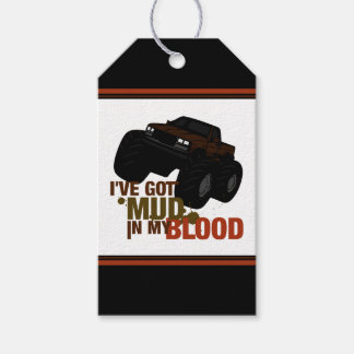 Mud in my Blood Gift Tags