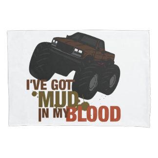 Mud in my Blood Pillowcase