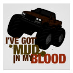 Mud in my Blood Poster