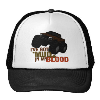 Mud in my Blood Trucker Hat
