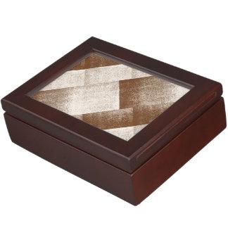Mud Lover Brown and Ivory Splash Style Memory Box