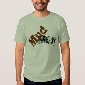 Mud Man Oilman Potters T Shirt