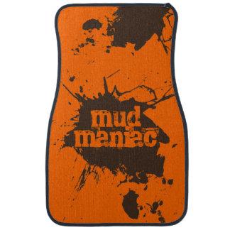 Mud Maniac Off-Road 4-Wheelers Customizable Gift Floor Mat