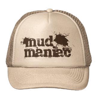 Mud Maniac Off-Road Four Wheelers Mud Lovers Gift Trucker Hat