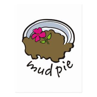 Mud Pie Postcard