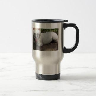 Mud Puppy Travel Mug