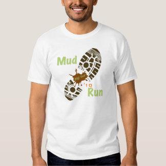 Mud Run - 2010 T Shirt