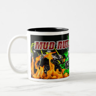 Mud Ruts & Glory Mug