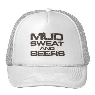 Mud Sweat and Beers Trucker Hat