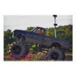Mud Truck Posters
