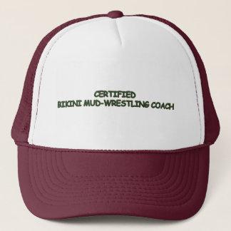 mud trucker hat