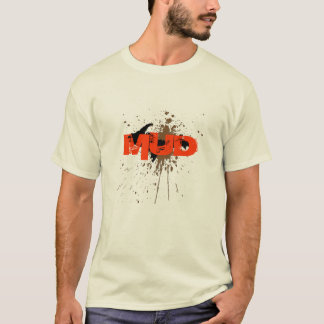 """MUD"" Upper Peninsula Mudding/Offroad/ATV t-shirt"