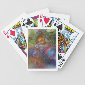 Mudanza adelante cartas de juego