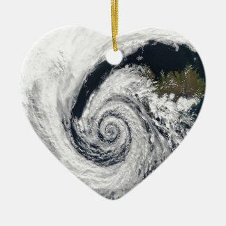 Mudanza al centro del typhone del amor ornatos