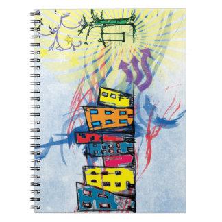 Mudanza al cuaderno de la naturaleza