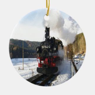 Mudanza al éxito Bahnhofseinfahrt Schmalzgrube Ornaments Para Arbol De Navidad