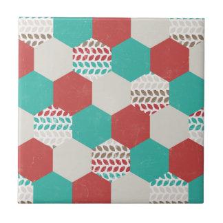 Mudanza de recogida soleada del bravo azulejo cuadrado pequeño