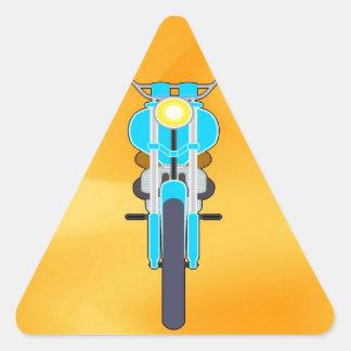 Mudanza para amar la moto del éxito pegatina trianguladas personalizadas