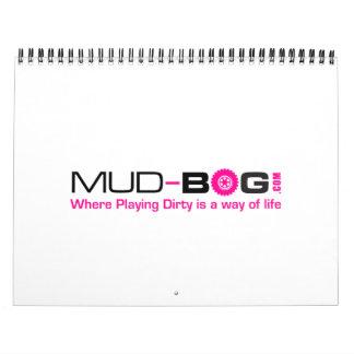 Mudbogging Trucks Calendar by Mud Lust Photography